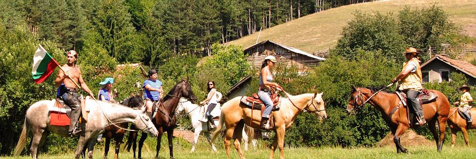 Българска асоциация за конен туризъм