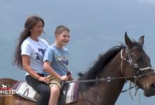 Терапия с помощта на коне - дни на ОТВОРЕНИ ВРАТИ